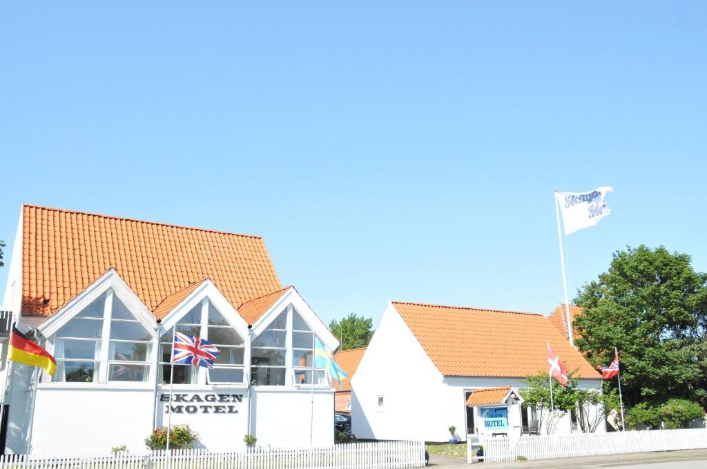 Мотель  Skagen Motel  - отзывы Booking