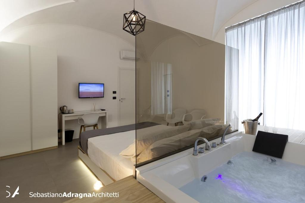 Отель типа «постель и завтрак»  Отель типа «постель и завтрак»  Le Dimore Degli Archi Catania