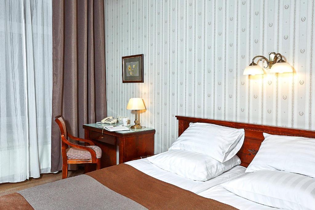 Отель  Бутик Отель Северный Цветок  - отзывы Booking