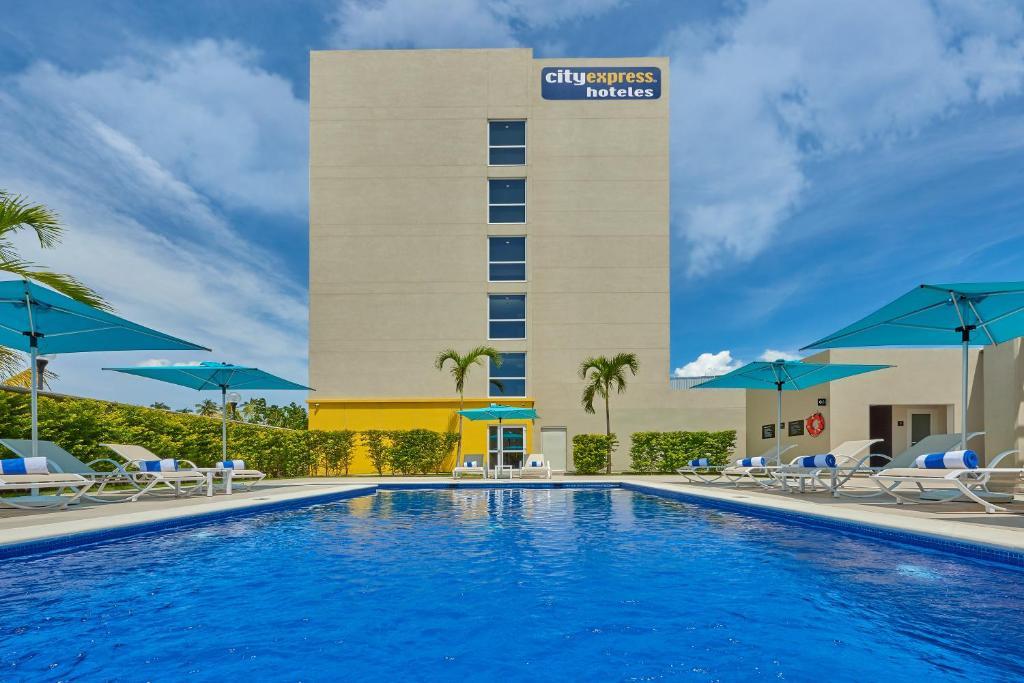 Отель  City Express Tapachula  - отзывы Booking