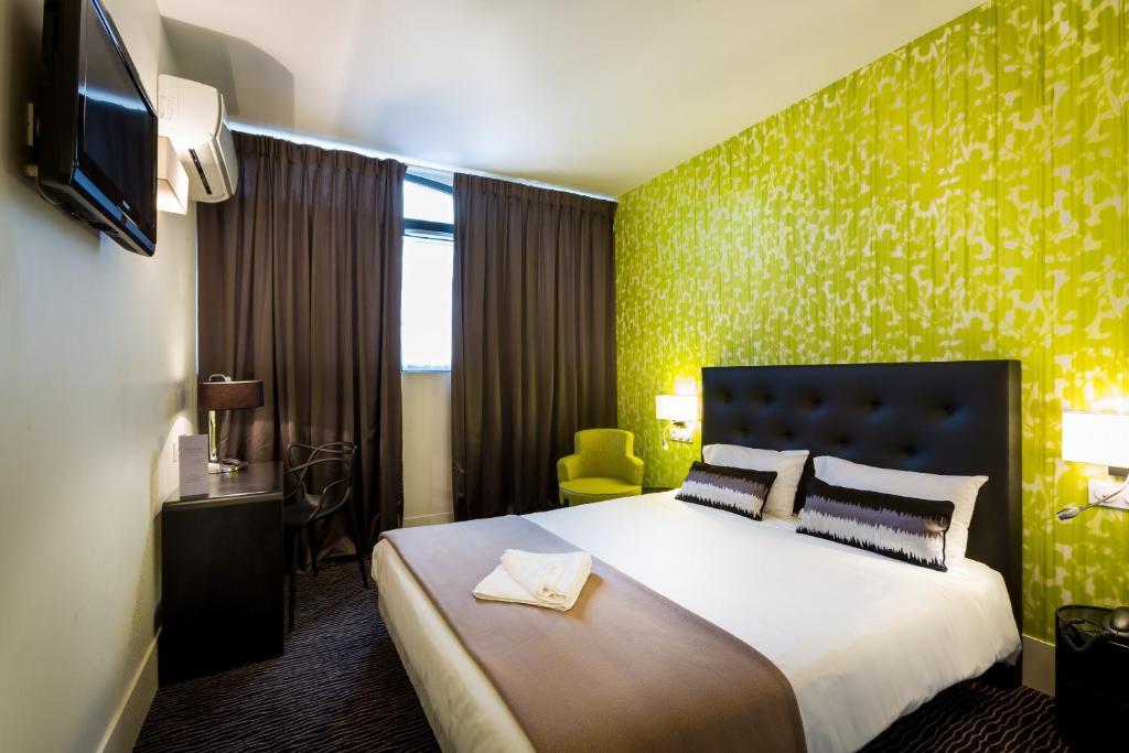 Отель Hôtel Raymond 4 Toulouse - отзывы Booking