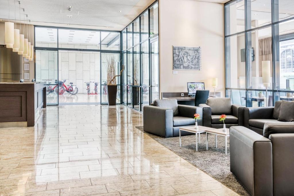 Отель  Отель  IntercityHotel Dresden