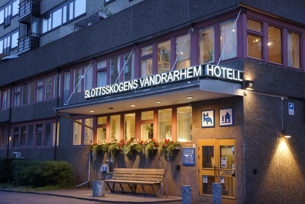 Хостел Хостел Slottsskogens Hostel