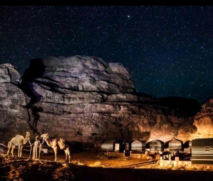 Кемпинг  Panorama Bedouin Camp With Tour