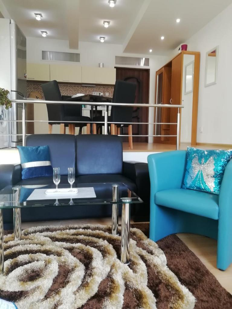 Апартаменты/квартира  LUX & COMFORT, Alžbetina 15  - отзывы Booking