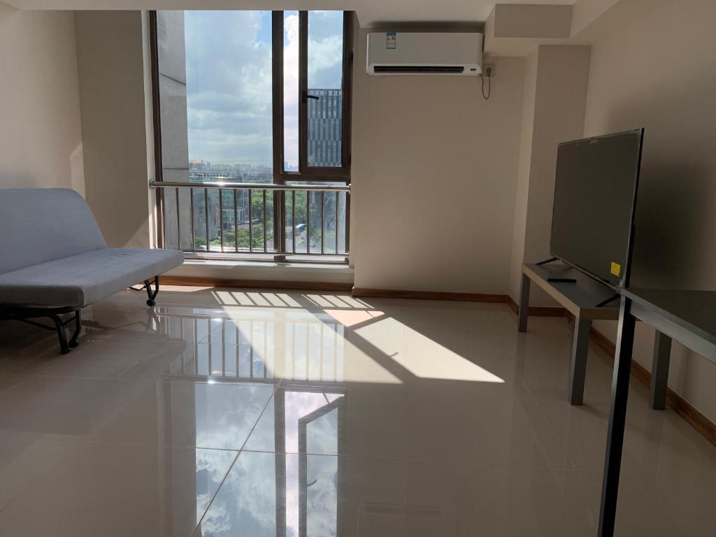 Отель Отель IFamily Apart Hotel Waigaoqiao Branch
