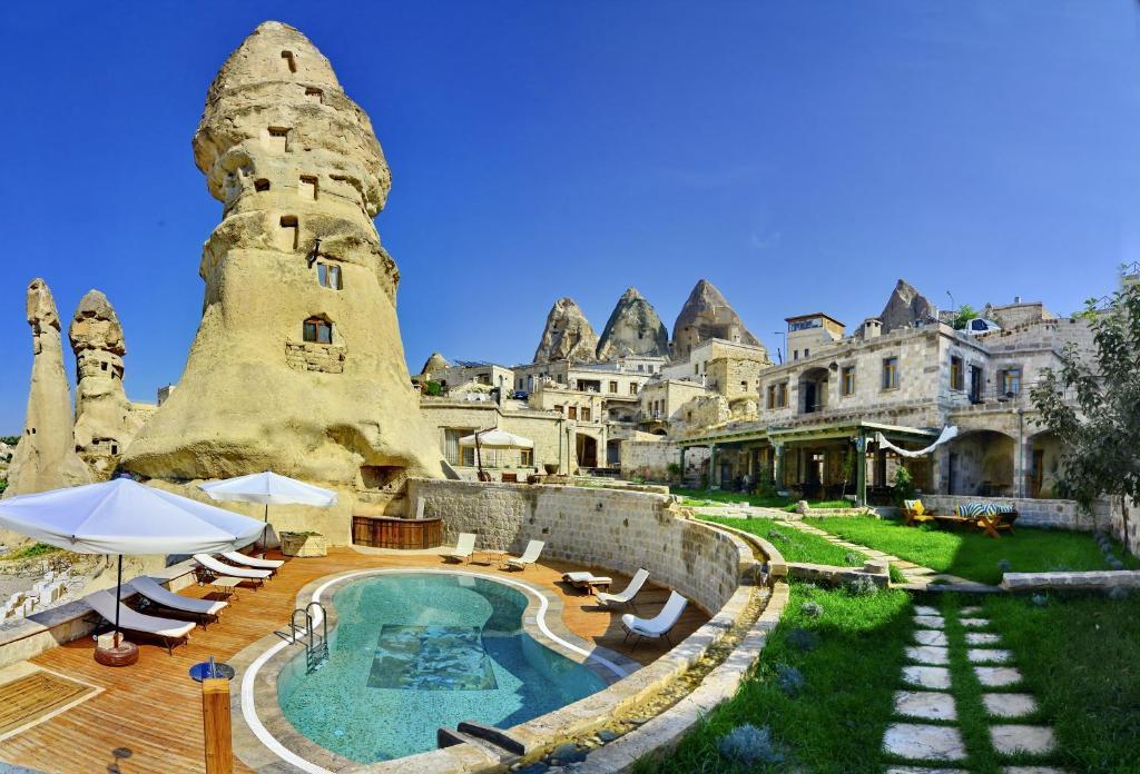 Отель  Aza Cave Cappadocia  - отзывы Booking