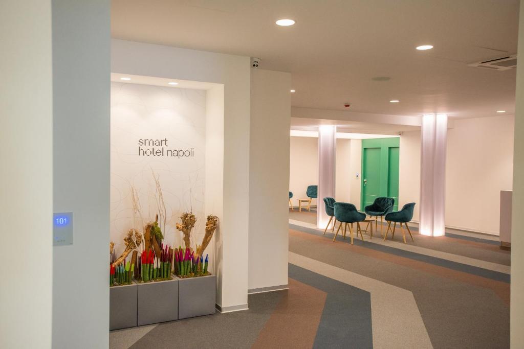 Отель Smart Hotel Napoli - отзывы Booking