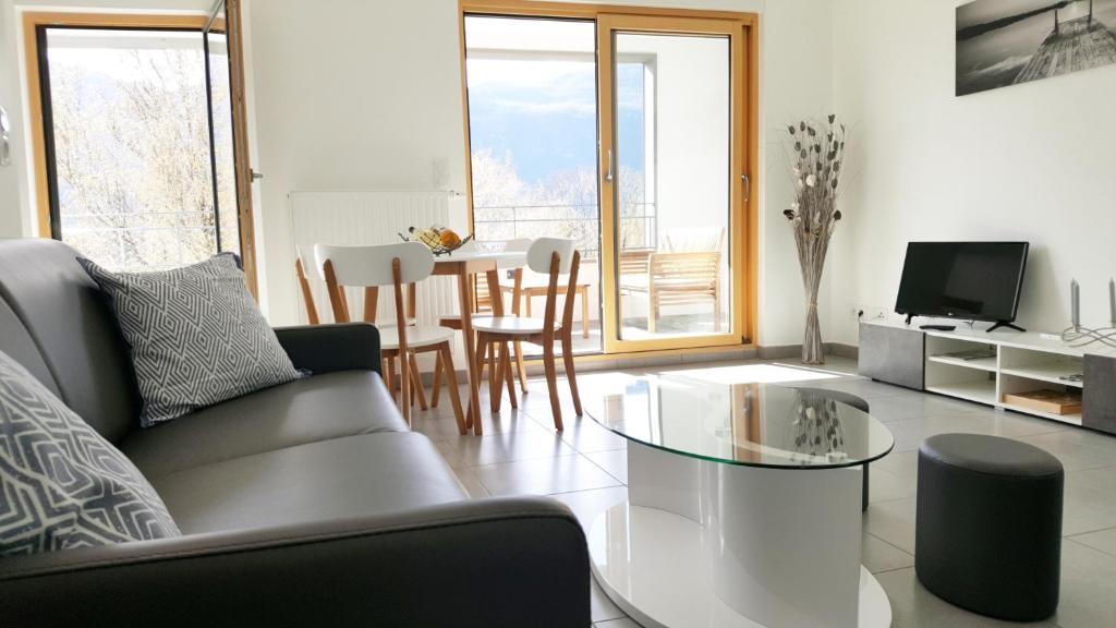 Апартаменты/квартира  Les Picaillons - A 200m du lac  - отзывы Booking