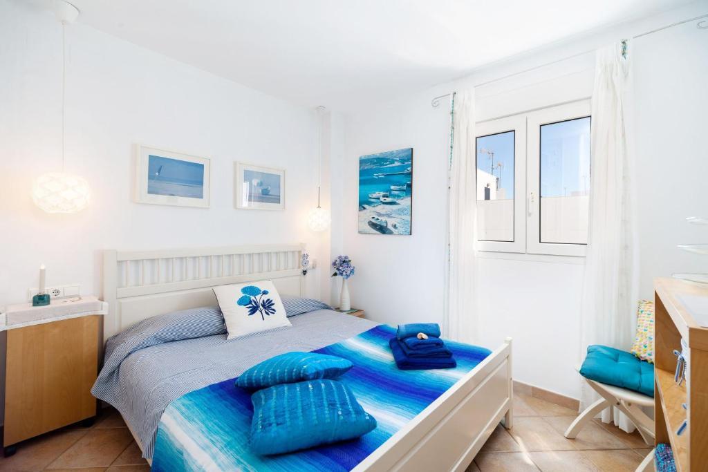 Апартаменты/квартира  Un lugar en el paraiso  - отзывы Booking