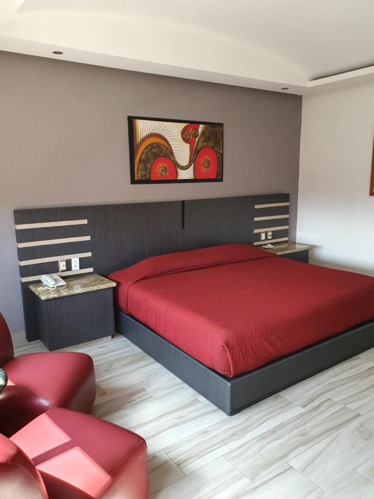 Отель  Hotel Tlahuac  - отзывы Booking