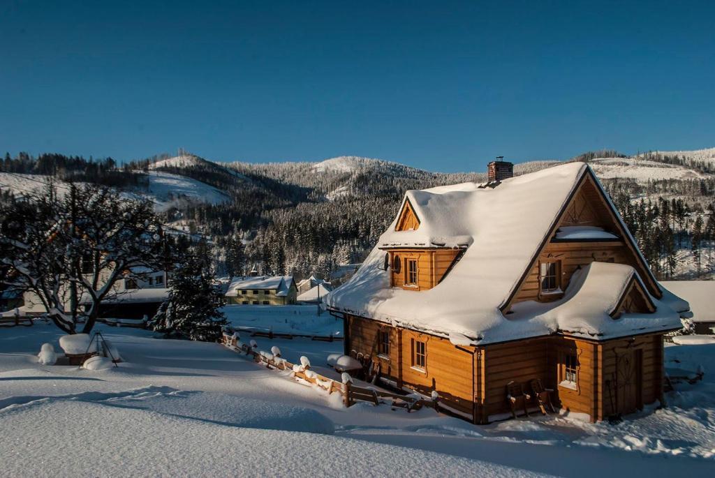 Дома для отпуска  Chatka Pod Laskiem - Domki w górach  - отзывы Booking