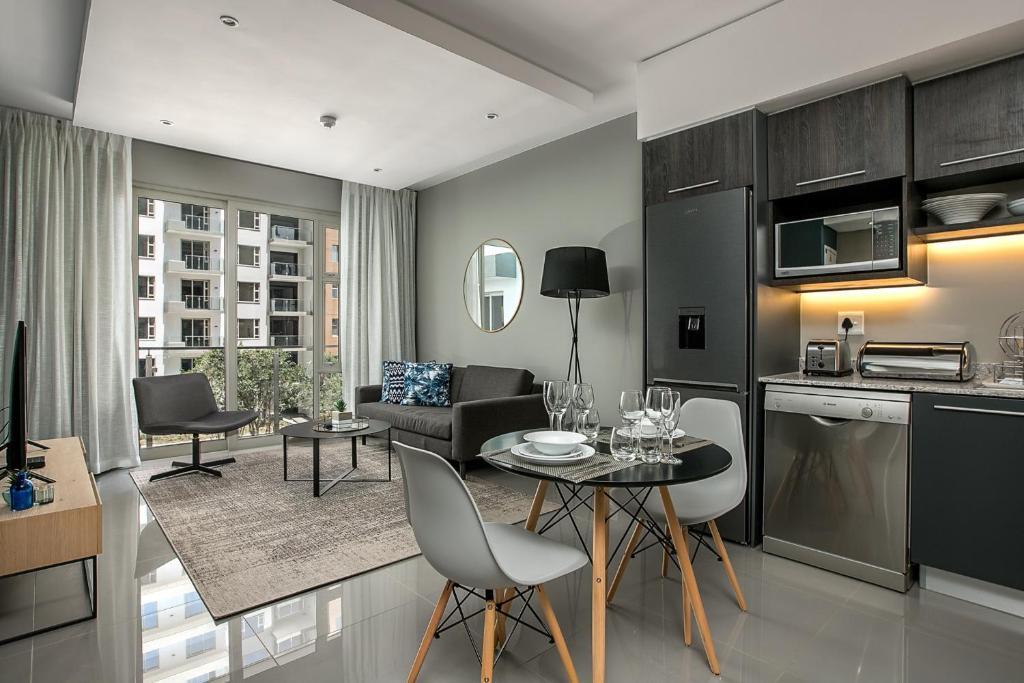 Апартаменты/квартиры The Tyrwhitt Rosebank