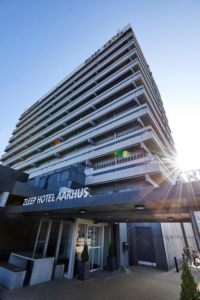 Отель Отель Zleep Hotel Aarhus Viby