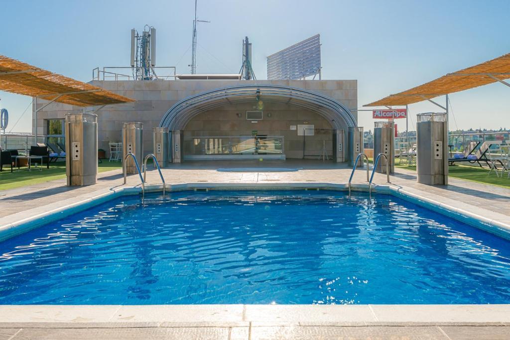 Отель  Amura Alcobendas  - отзывы Booking