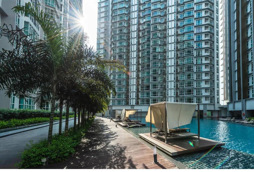 Апартаменты/квартира Exclusive Homestay at Central Residence, Kuala Lumpur - отзывы Booking