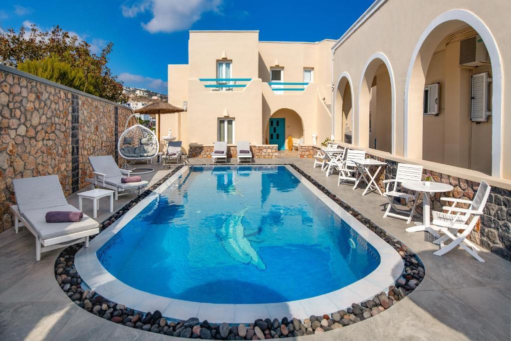 Отель Alizea Villas & Suites - отзывы Booking