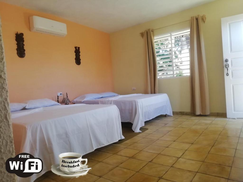 Проживание в семье  Casa Paulina y Nilda  - отзывы Booking