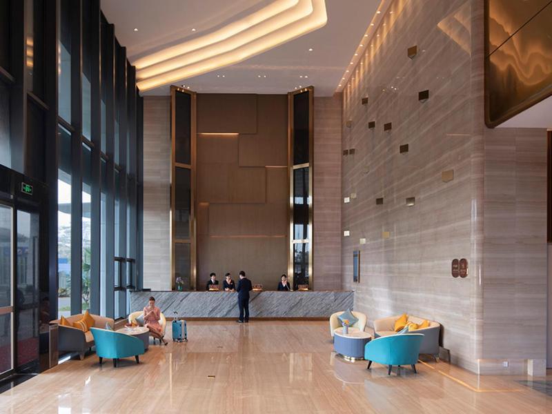 Отель Отель Vienna Hotel(Haikou International Convention And Exhibition Center)