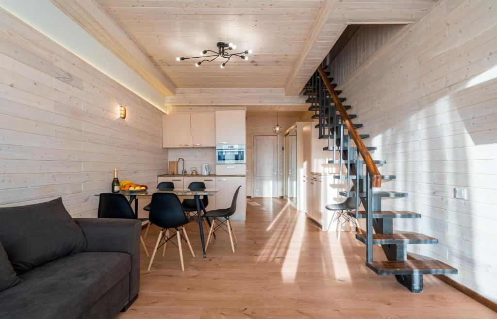 Апартаменты/квартира GVC 3-room 422 New Gudauri - отзывы Booking