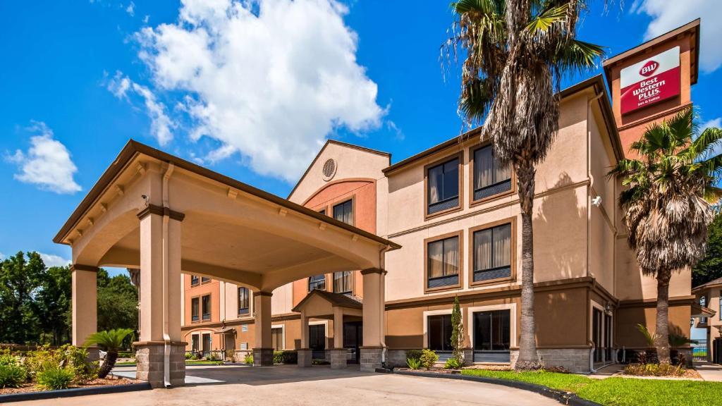 Отель  Отель  Best Western Plus North Houston Inn & Suites