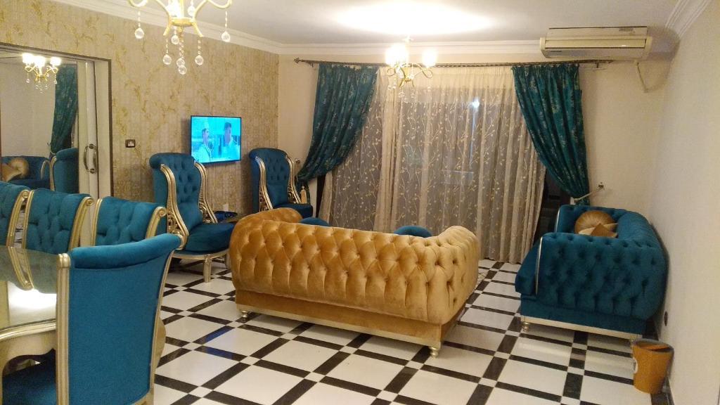 Апартаменты/квартира شقة مكرم عبيد للعائلات فقط 21