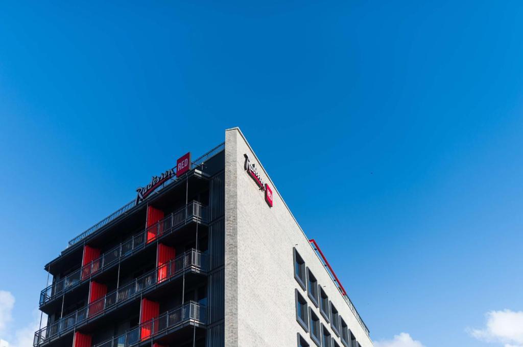 Отель  Отель  Radisson RED Hotel V&A Waterfront Cape Town