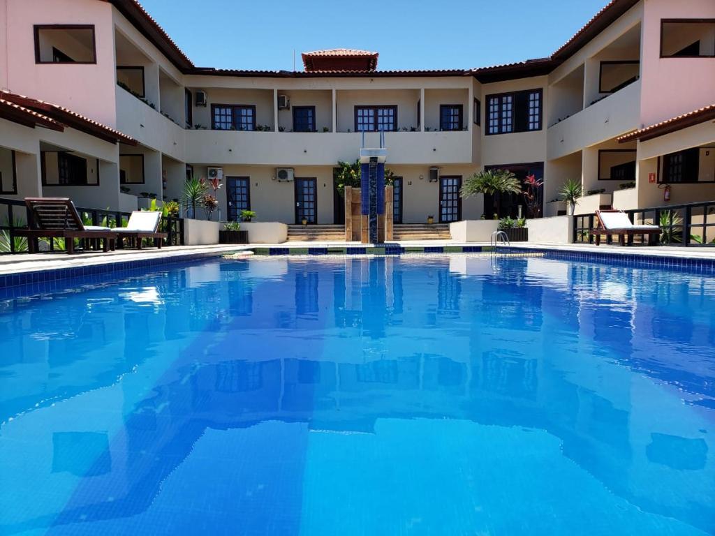 Отель Отель Hotel E Pousada Canoa Quebrada