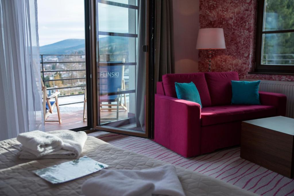 Апарт-отель Aparthotel Flinski Sport & SPA - отзывы Booking