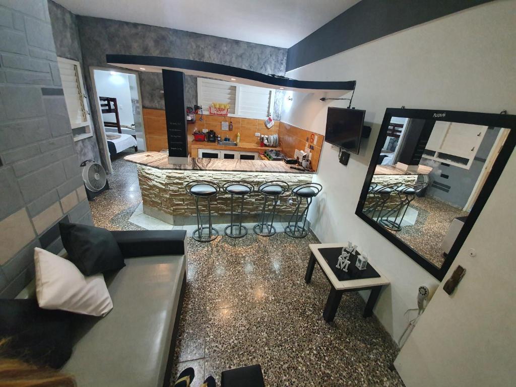 Апартаменты/квартира  Apartamento Morro  - отзывы Booking