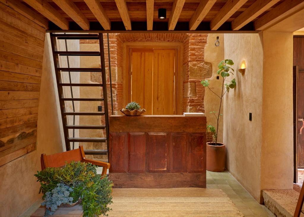 Отель Hotel Escondido Oaxaca - отзывы Booking