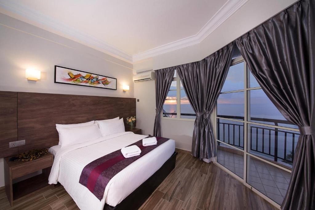 Апарт-отель  Ancasa Residences, Port Dickson by Ancasa Hotels & Resorts  - отзывы Booking