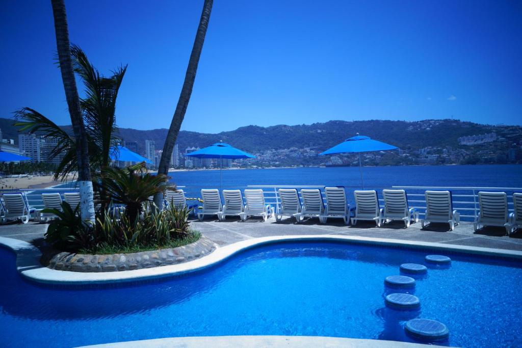 Курортный отель Holiday Inn Resort Acapulco, an IHG Hotel - отзывы Booking
