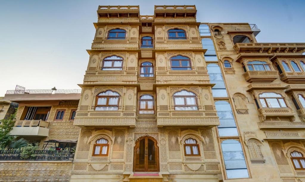 Отель  Treebo Trip Chandrangan Excellency,Jaisalmer  - отзывы Booking