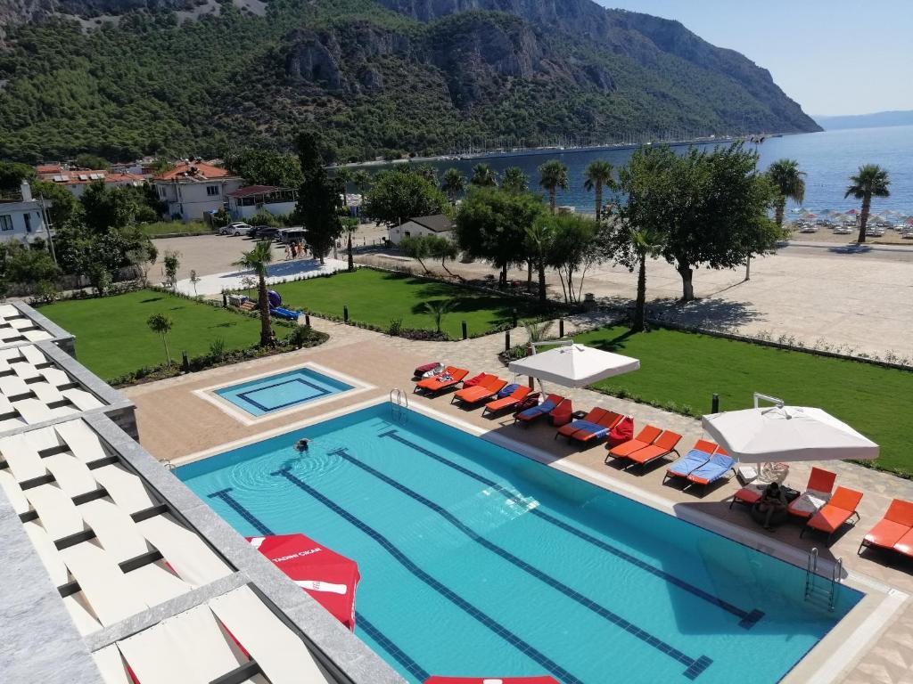 Отель типа «постель и завтрак»  Doğruer Boutique Hotel & Spa