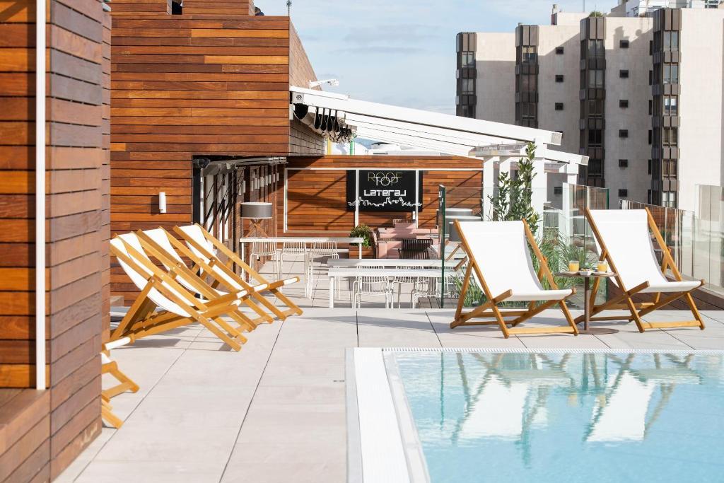 Отель INNSIDE by Melia Zaragoza - отзывы Booking