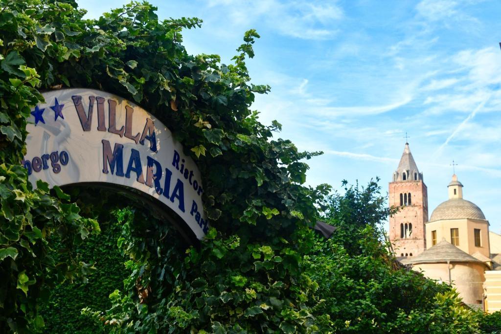 Отель  Hotel Villa Maria  - отзывы Booking