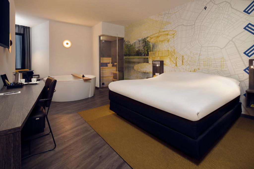 Отель  Отель  Inntel Hotels Amsterdam Centre