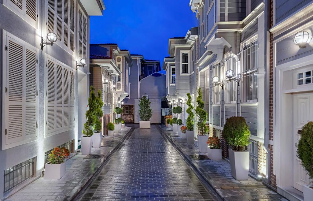 Отель  Catch Hotel Sultanahmet-Special Category  - отзывы Booking