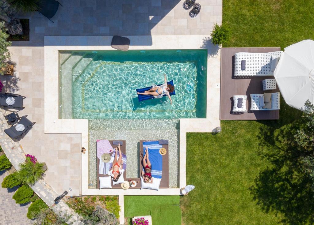 Виллы Five Senses Luxury Villas - отзывы Booking