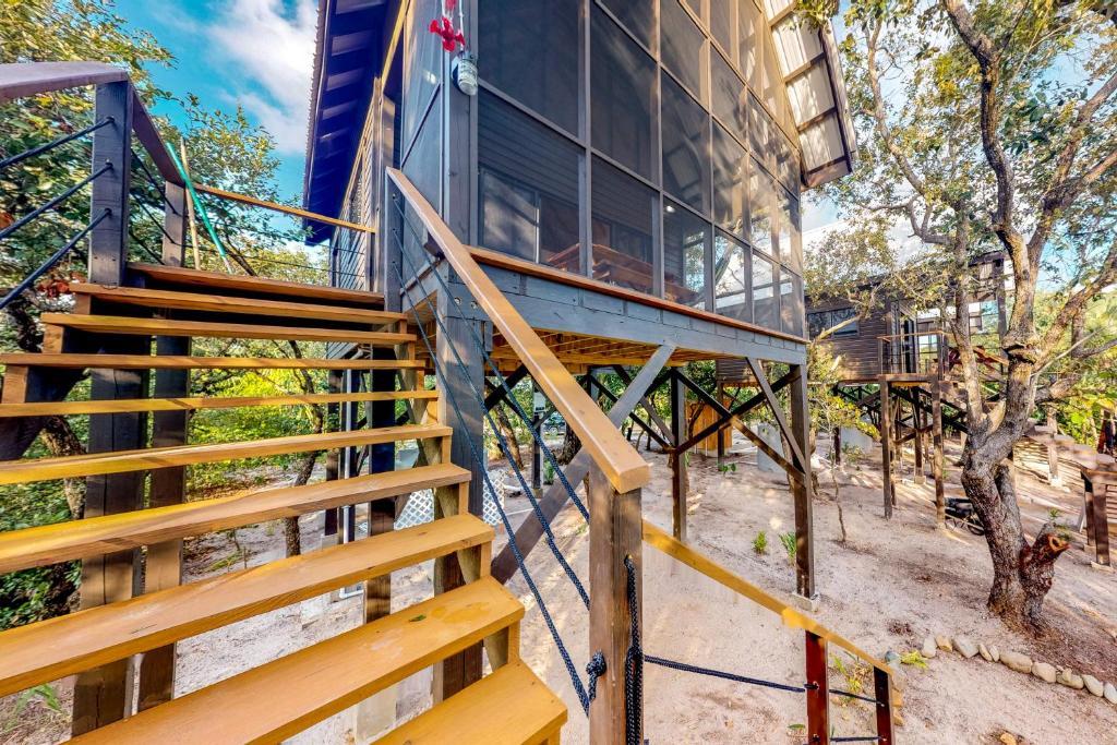 Дом для отпуска Inn The Trees Cabañas - отзывы Booking