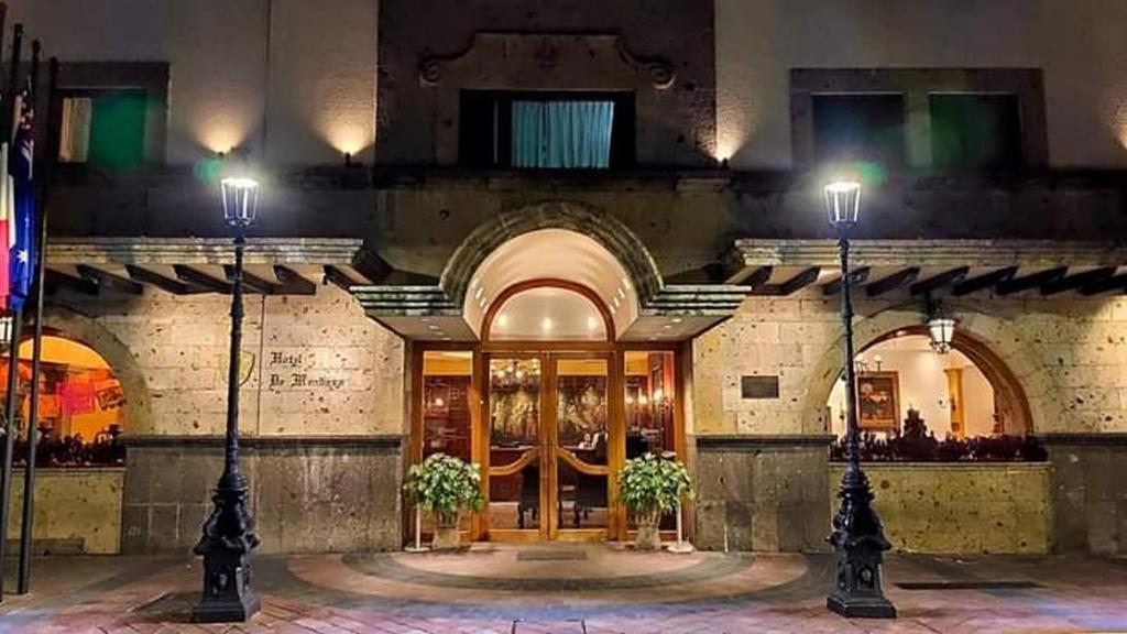 Отель  Отель  Hotel De Mendoza