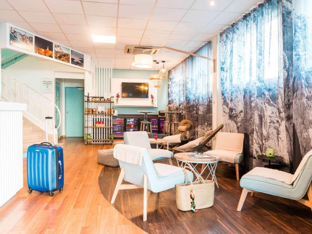 Отель  ibis Styles Marseille Centre Prado Castellane  - отзывы Booking