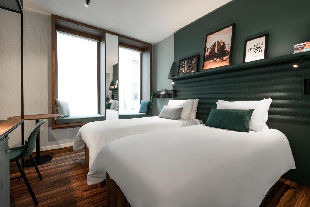 Отель  Отель  A-STAY Antwerp