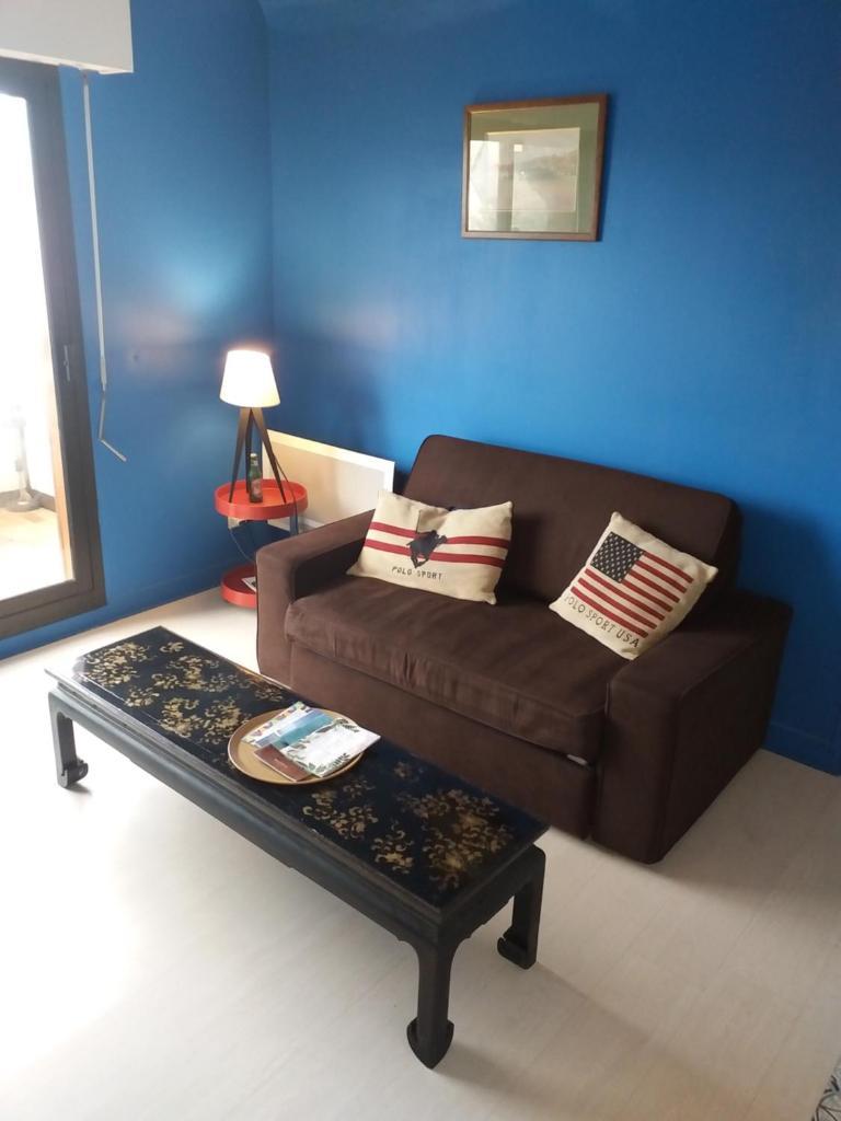 Апартаменты/квартира  Magnifique studio avec terrasse à Deauville  - отзывы Booking