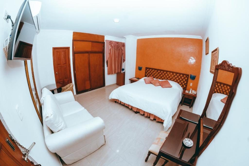 Отель  Отель  Baluarte Cartagena Hotel Boutique
