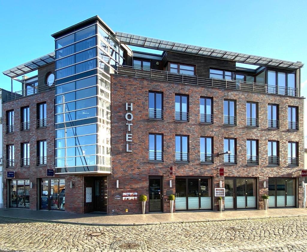 Апартаменты/квартиры Hochwertige Apartments im Stralsunder Hafen - отзывы Booking