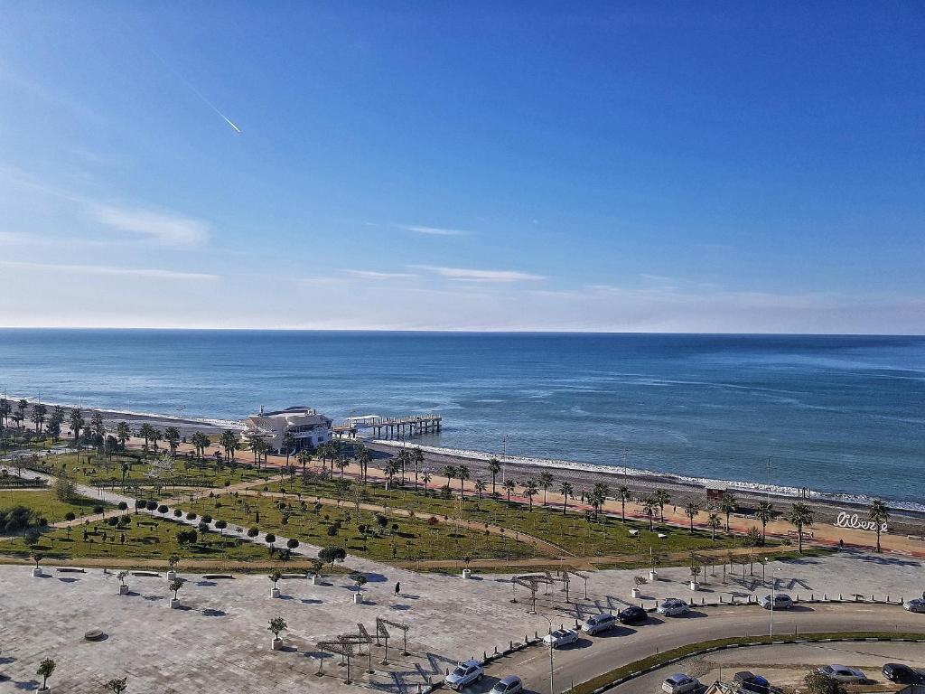 Апартаменты/квартира  APARTMENT ANDRIA orbi beach tower  - отзывы Booking