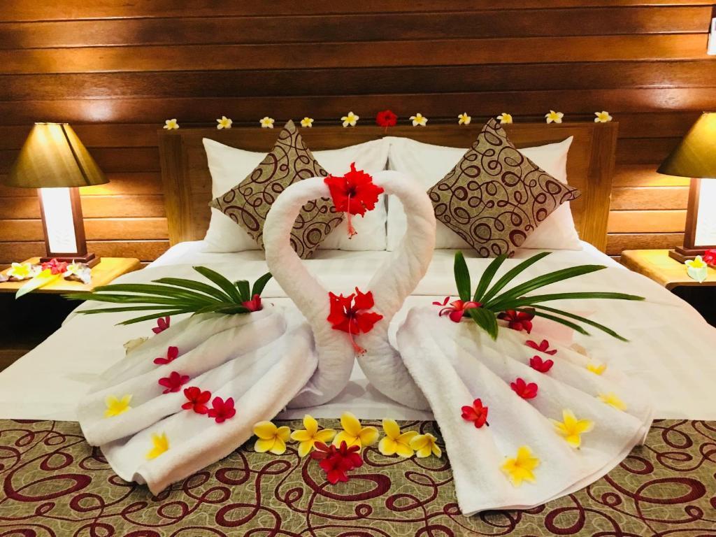 Отель Karang Agartha Guesthouse - отзывы Booking