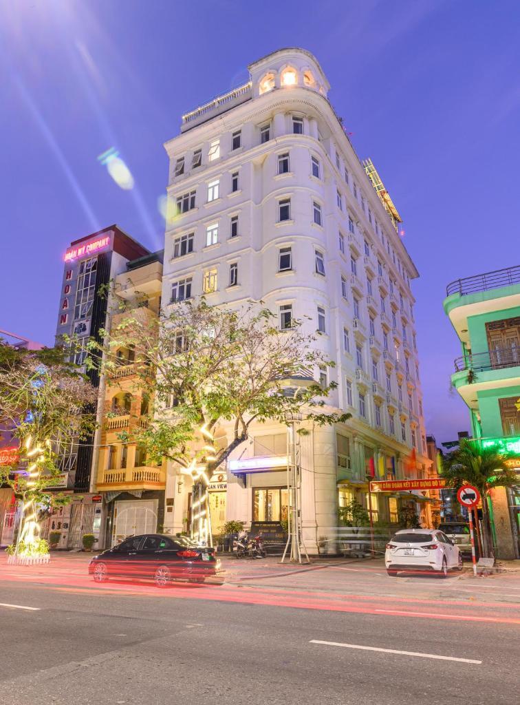 Отель  Отель  Ocean View Danang Hotel